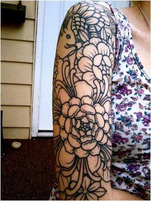 Najlepšie dizajny tetovania na rameno - naše 5 najlepších výberov