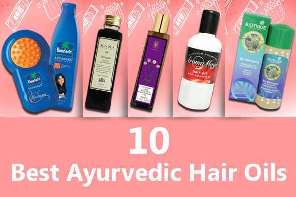 Najlepšie ayurvédske vlasové oleje - naše top 10