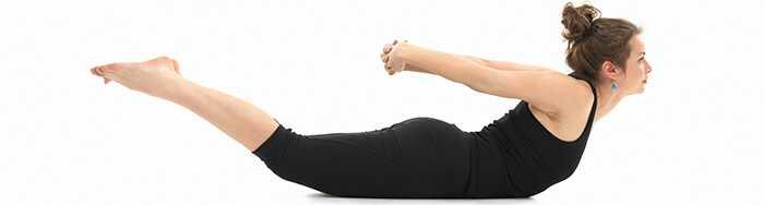5 najlepších chrbtov Extenzívne cvičenia na posilnenie chrbta
