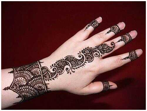 10 najpopulárnejších dizajnov ruky Mehndi pre každú príležitosť
