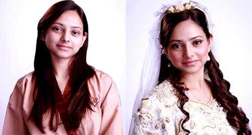 Najlepšie svadobné makeup Umelci - náš top 11