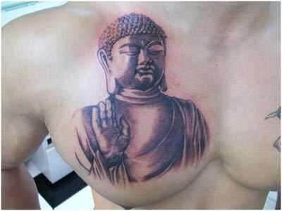 Labākā Budas tetovējums - mūsu top 10
