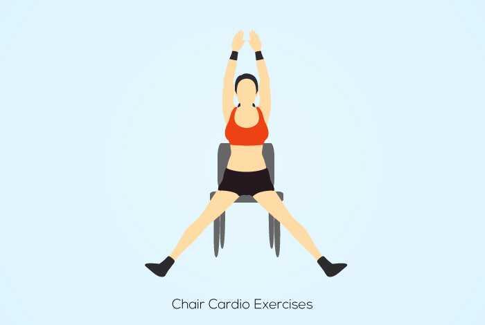 5 najlepších stoličiek Cardio cvičí spáliť kalórie