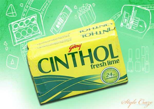 Bedste Cinthol Soaps og Shower Gels - vores top 10