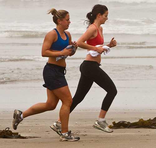 Најдобри дневни вежби за жени - наши први 10