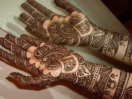 Top 10 Eid Mehndi dizajnira da probate