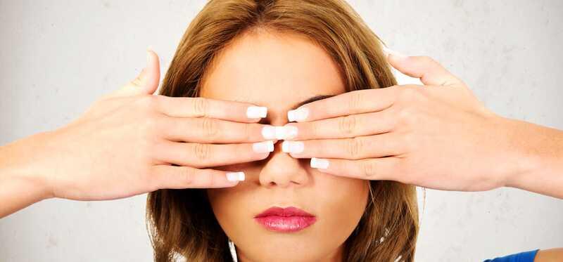 3 bedste øjenøvelser for Astigmatisme