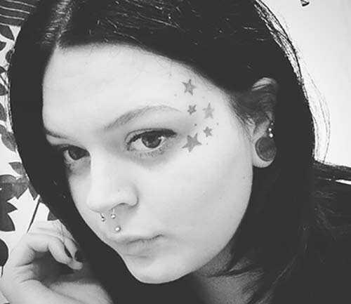 Labākās sejas tetovējums - mūsu top 10