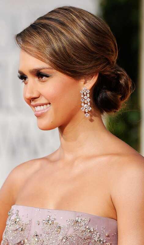 Pinakamahusay na Jessica Alba hairstyles - ang aming nangungunang 10
