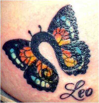 10 Брилијантна Лео идеи за тетоважа