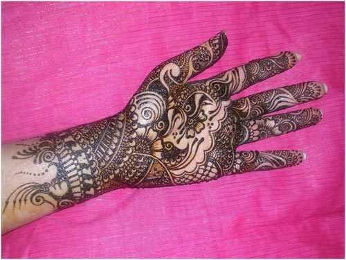 Najlepšie dizajny Marwari Mehndi - naše top 10 tipov
