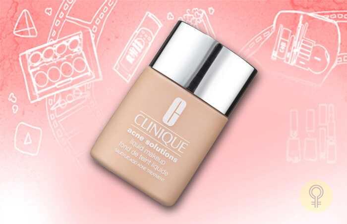 5 najlepších liekov na make-up pre akné
