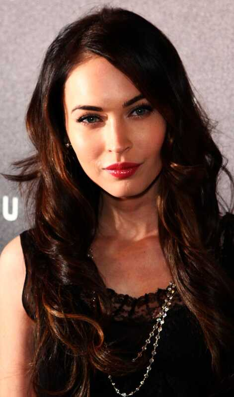 Beste Megan Fox Frisuren - unsere Top 10