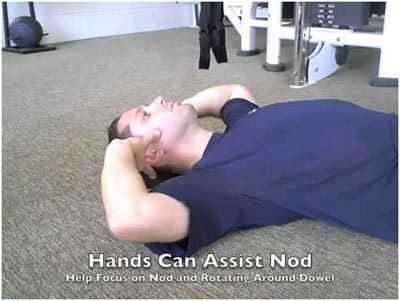 Beste nekversterkingsoefeningen - onze top 23
