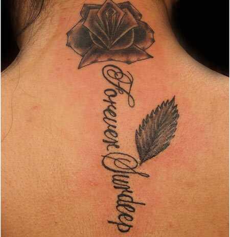 10 Potešujúce tetovanie vzory