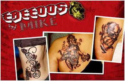 Parimad kohad tattoo saamiseks. Delhis tehti - meie 10 parimat kohta