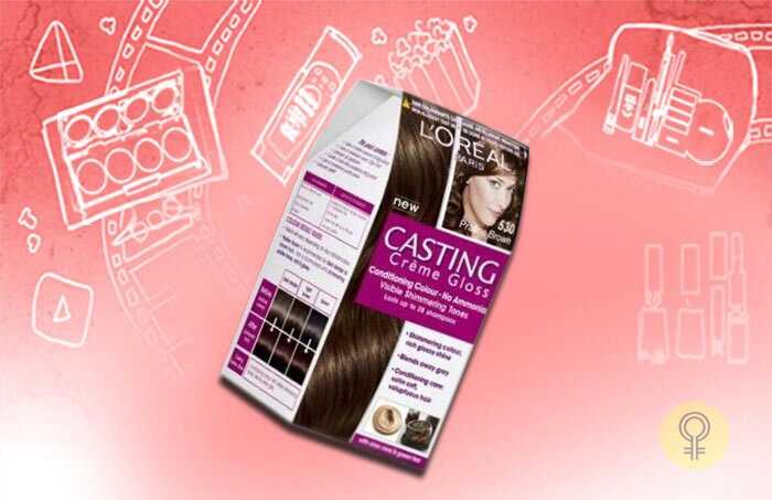 10 најдобри виолетови коса Достапни бои