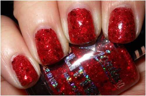Najlepšie červené laky na nechty - naša špička 10