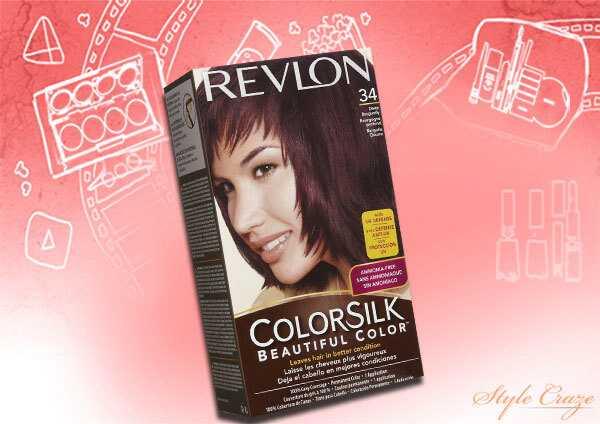 Available ang mga magagamit na kulay ng Revlon