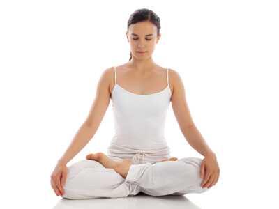 6 Jóga Dýchanie techniky pre chudnutie