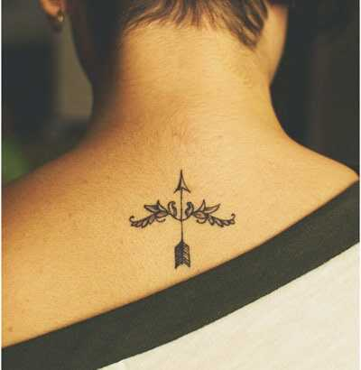 Bedste Skytten tatoveringer - vores top 10