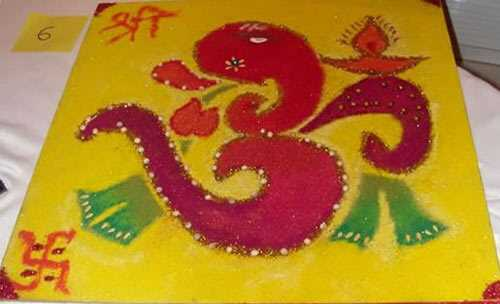 Najlepšie malé dizajny Rangoli - naše top 10