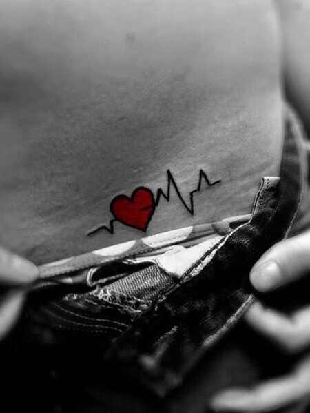 10 симпатични мали идеи за тетоважа
