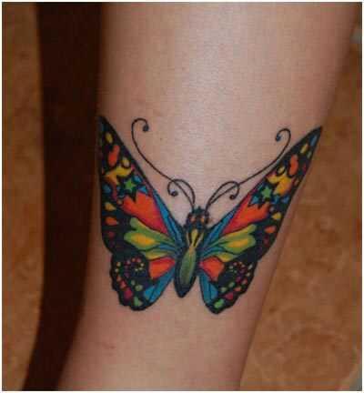 10 veľmi roztomilé tetovanie vzory pre deti