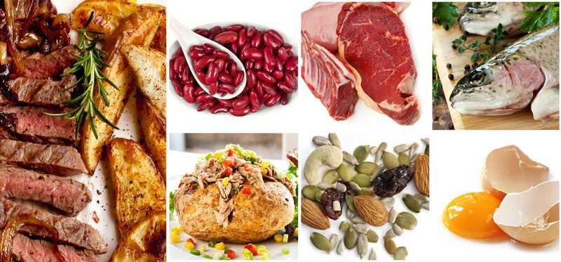 10 bedste tyrosinrige fødevarer