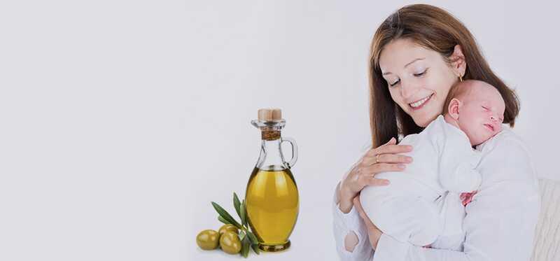 6 najlepších spôsobov, ako používať olivový olej pre vaše dieťa