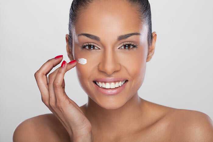 7 makeup Základy pre mastnú pleť
