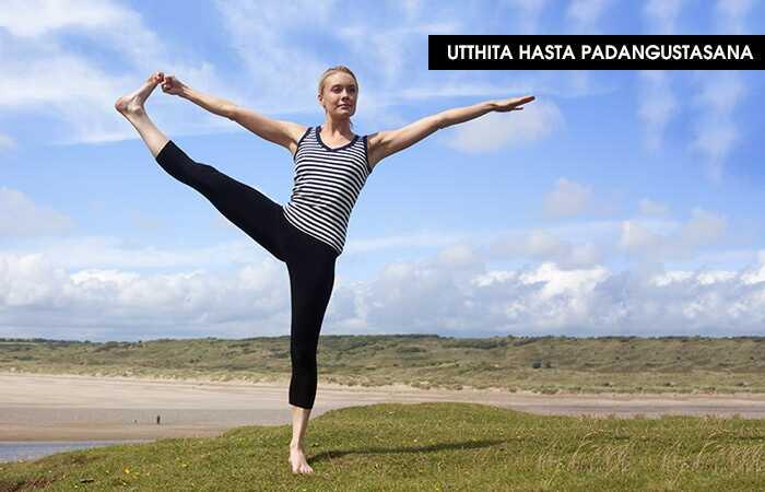 5 najlepších jogy Asanas pre silné nohy