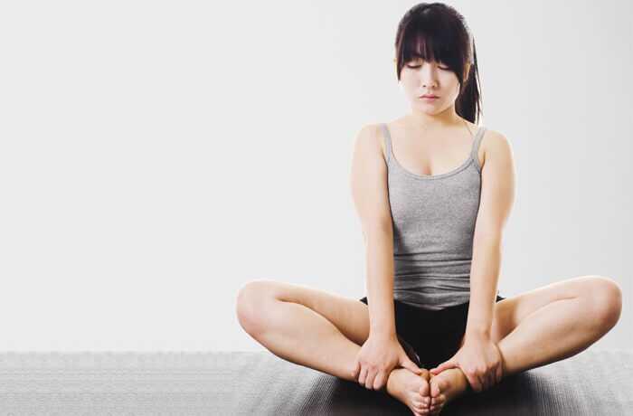 5 najlepších jogových asanov na liečbu ovariálnych cyst