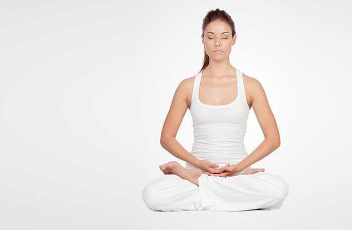 5 најдобри Јога Поза да се ослободи од болката на нозете на мускулите