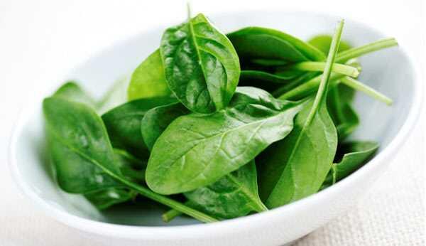 12 prachtige groenten voor haargroei