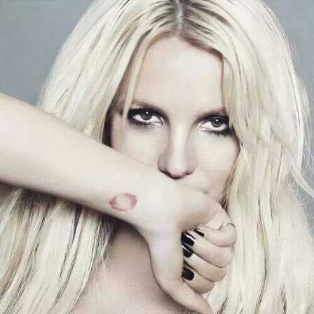 Top 10 dizajn tetovanie Britney Spears