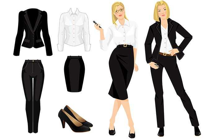 Čo sú to Business Casuals for Women - a ako sa Ace Look
