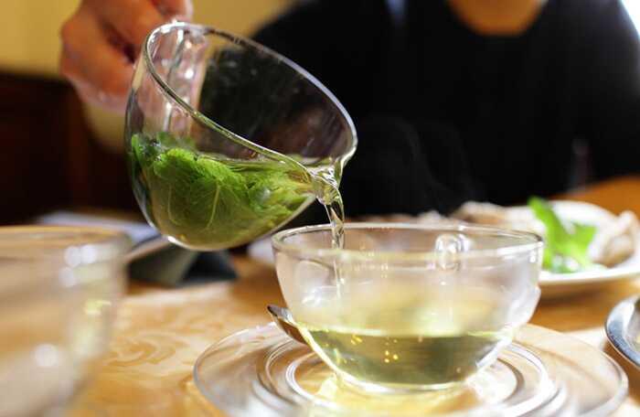 Peppermint čaj pre chudnutie - zdravotné prínosy a recepty