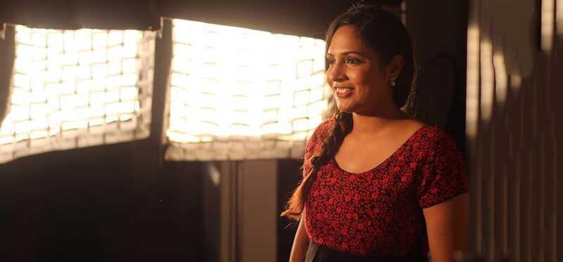 A kandidáta konverzácia s Vlogger Shruti Anand
