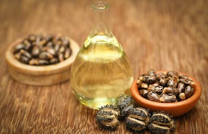 Как да използвате рициново масло за растежа на косата