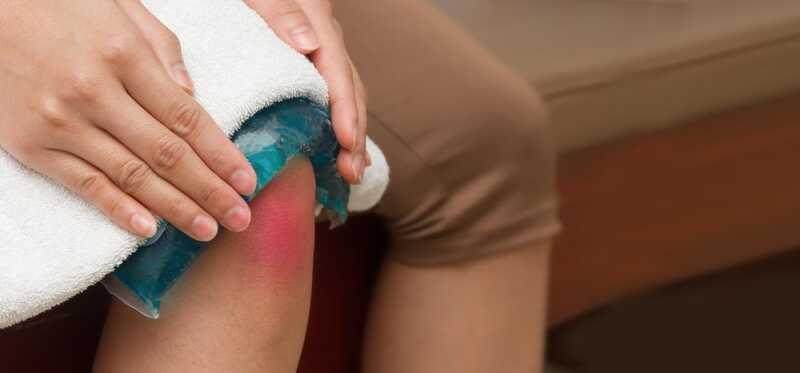 Ako používať ricínový olej na liečbu bolesti kolena?