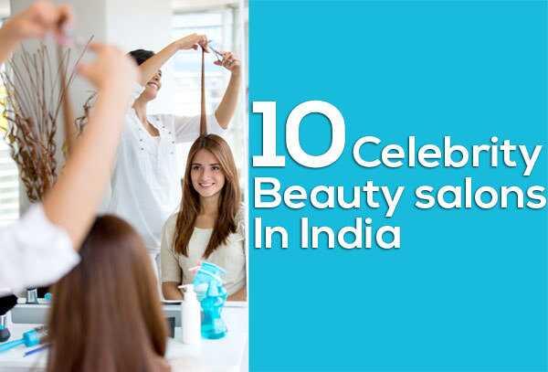 Top 10 salónov krásy celebrít