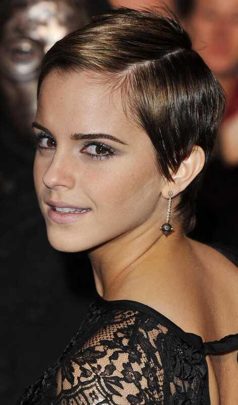 10 stijlvolle slanke kapsels voor kort haar