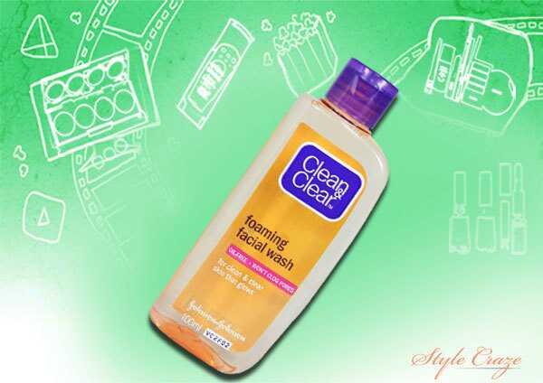 Top 10 rene og klare ansigt vaskes til rådighed