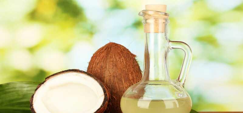 Kokosový olej pre Zápcha - najlepší prirodzený laxatív