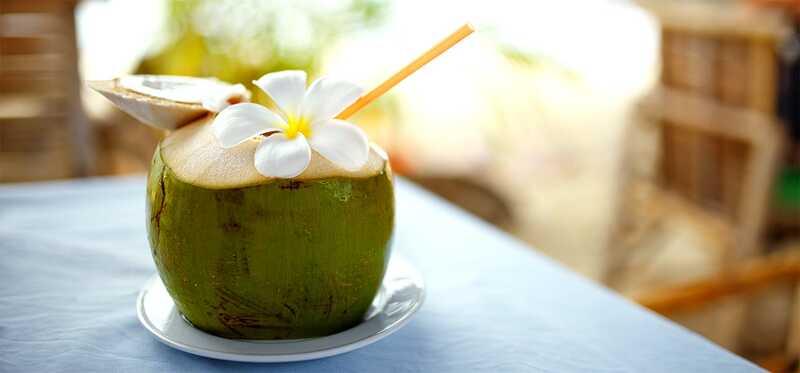 Hvordan er kokosvand nyttigt under graviditeten?