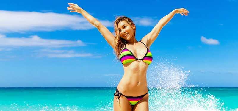 Komplexný sprievodca, ako urobiť Bikini vosk menej strašný