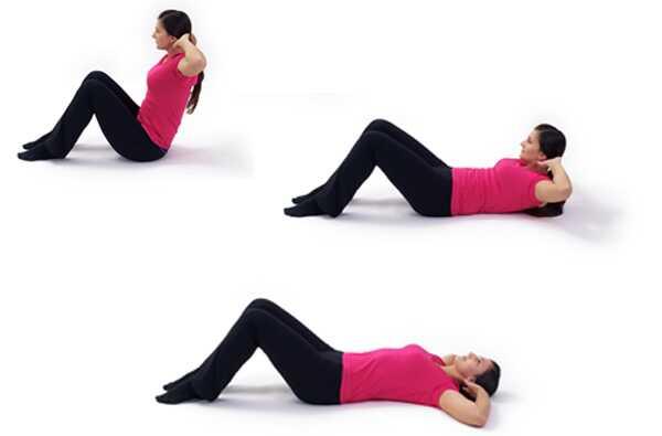 Top 10 cvičenie posilňovania jadra
