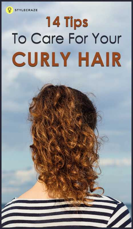14 pagrindinių garbanoti plaukų priežiūros patarimai