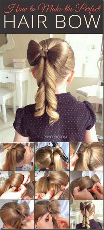 20 Adorable frizūras skolas meitenēm
